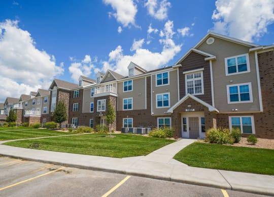 Beautifully Constructed Apartments at Stoney Pointe Apartment Homes, Wichita, KS