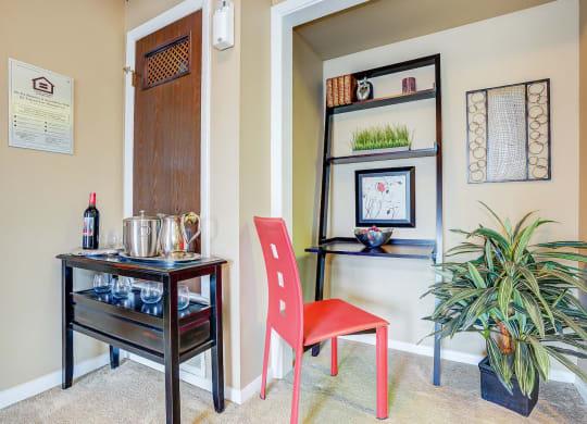 Living Room at Polo Run Apartments, Indiana