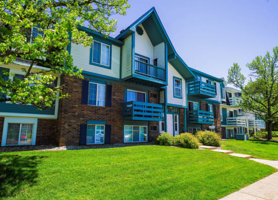 Gas for heating, cooking and hot water included at Walnut Trail Apartments, Portage, 49002
