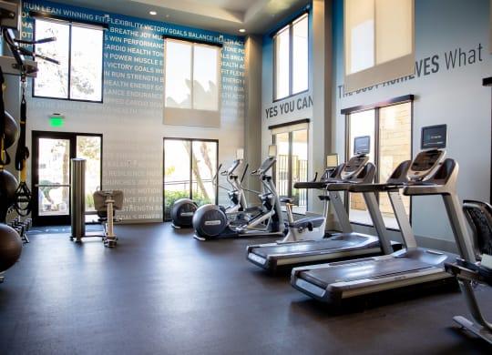 Ariva Apartments Fitness Center