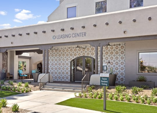 Lazo Apartments Leasing Office