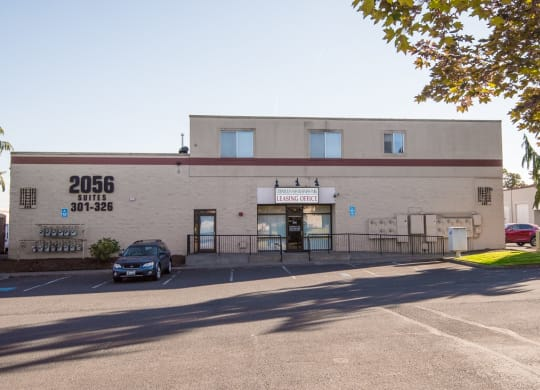 Cornelius Pass Business Park Leasing Office