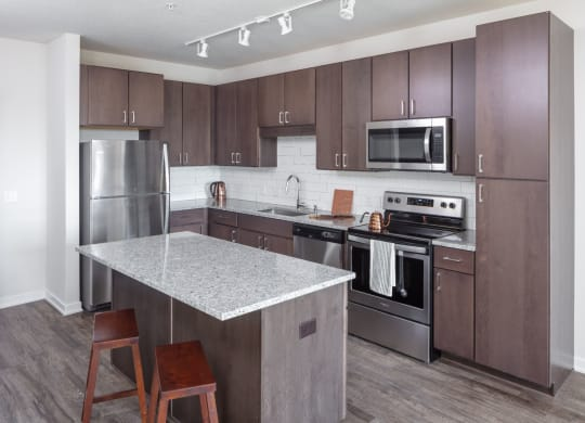 Two Bedroom Apartments Rochester MN 55904-The Maven on Broadway