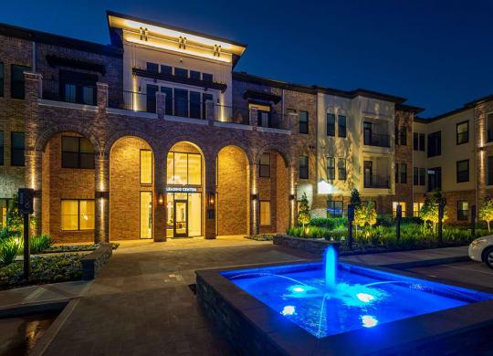 Fountain View at Berkshire Exchange Apartments, Texas
