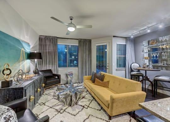 Interiors at North Dallas TX, Berkshire Auburn