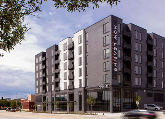 Luxury Apartments Rochester MN-The Maven on Broadway Apartments-425 S. Broadway, Rochester MN. 55904