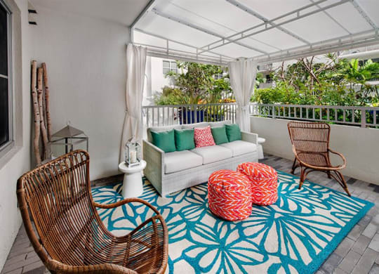 Cabana at Berkshire Lauderdale by the Sea, Florida