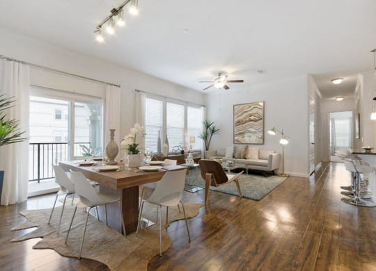 Expansive Living & Dining Spaces at Berkshire Jones Forest, Conroe, 77384