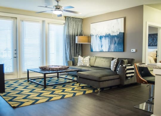 Interiors at Berkshire Amber, Dallas, TX, 75248