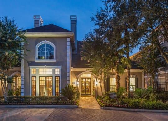 Elegant Exterior View at Estates at Bellaire, Texas, 77081