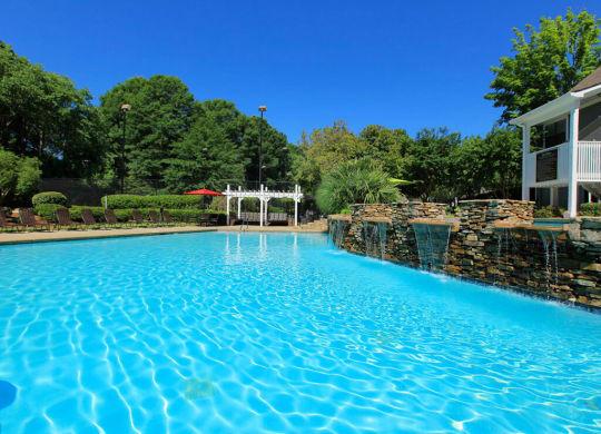 Berkshires at Vinings pool Smyrna, GA