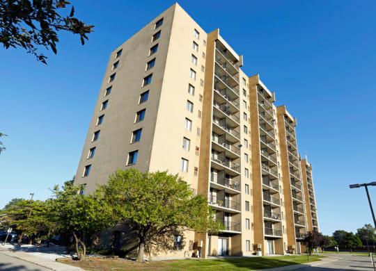 at Highland Towers Senior Apartments, Michigan