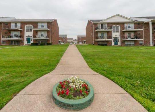 at Georgetown Apartments, Michigan,48051