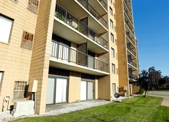 at Highland Towers Senior Apartments, Michigan, 48075