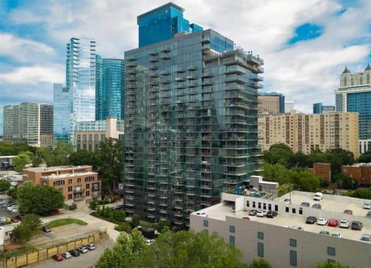 Community- Apartments Located In Bustling Midtown at Azure on The Park, Atlanta