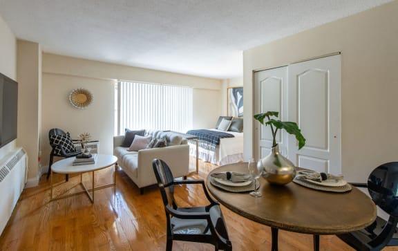 Upgraded Interiors  at Park Meridian, Washington