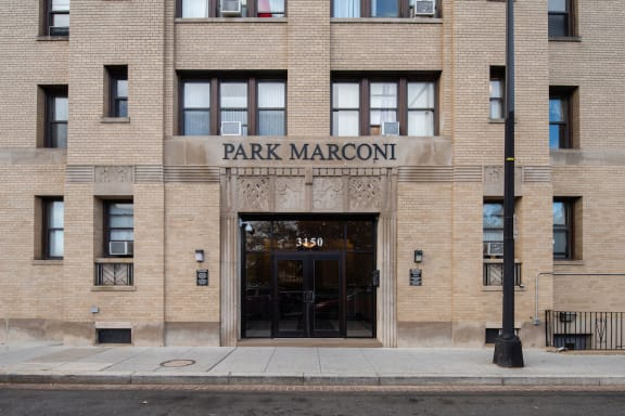 Secured Building Access at Park Marconi, Washington, DC
