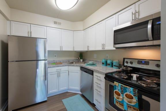 Fully Equipped Kitchen at Tuscarora Creek