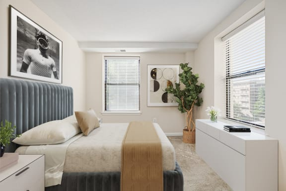 Gorgeous Bedroom at Columbia Uptown, Washington, 20009