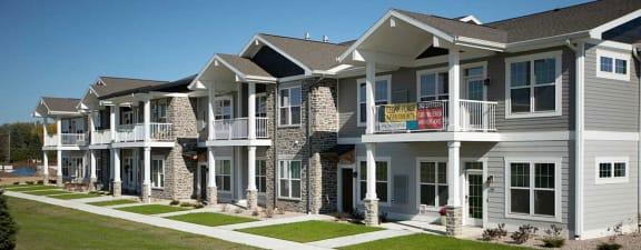 Community at Cedar Place Apartments, Cedarburg, Wisconsin