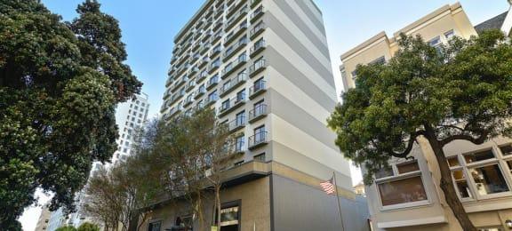 Property Exterior at Nob Hill Tower, San Francisco