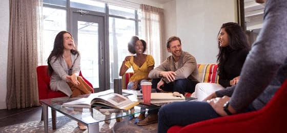 Media Lounge Versus Condo Rental Amenities