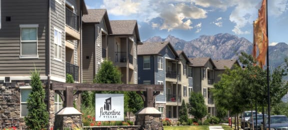 Welcome To Florentine Villas Affordable Apartments in Midvale Utah