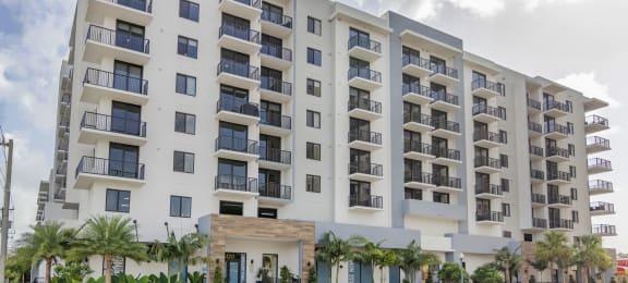 Elegant Exterior View at Alameda West, Miami, FL, 33144