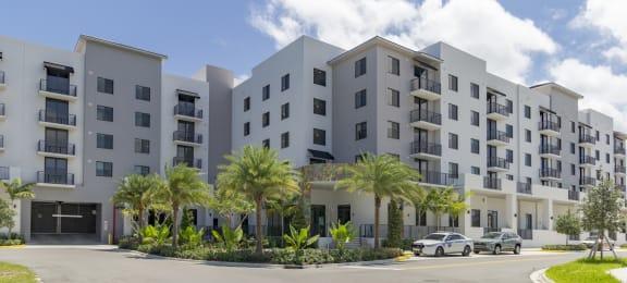 Elegant Exterior View at Bay Village1, Palmetto Bay, Florida