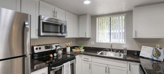 Fully-Equipped Kitchens at Country Brook Apartments, Chandler, 85226