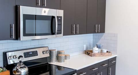 Stainless Steel Appliances at Hearth Apartment Homes, Vancouver, 98684