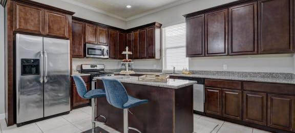 Gourmet Kitchen at Addicks Stone Village, Houston, TX, 77082