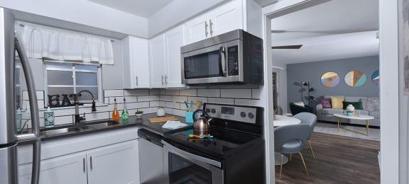 Kitchen at Watermarc
