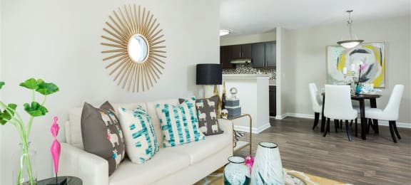 Modern Living Room at Marbella Place, Stockbridge, GA, 30281
