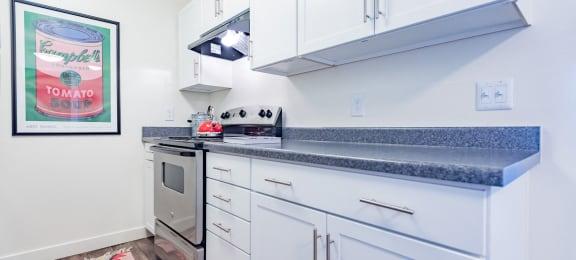 The Grove Apartments Kitchen