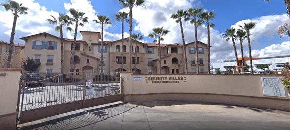 Building Exterior   Serenity Villas in Pomona, CA 91767