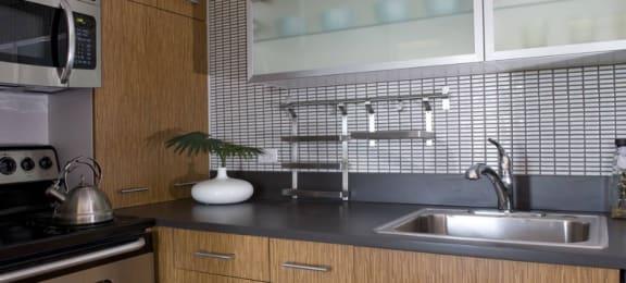 Beautifully Modern Kitchen