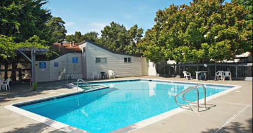 Pool  l Villa Creek Apartments in Santa Rosa CA