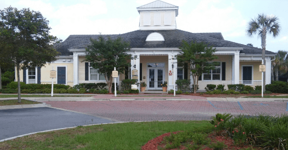 Leasing office at the Pines at Warrington, Pensacola, 32507