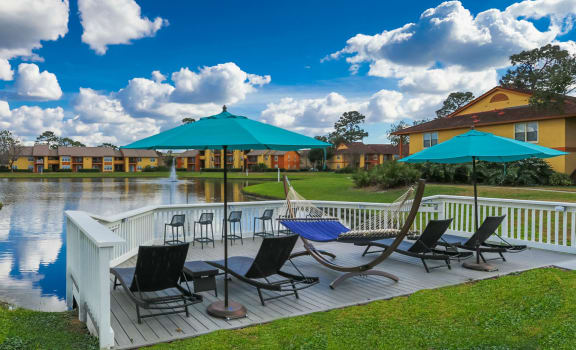 Avisa Lakes Apartments Orlando Lake View