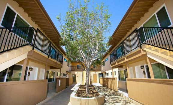 Exterior View Of Property at Woodlawn Gardens Apartments, Chula Vista, 91910