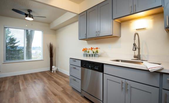 Caldera at Sunnybrook Renovated Kitchen