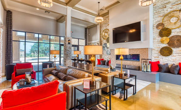 club house in apartments in georgetown tx