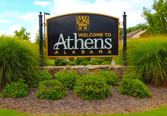 near Higgins Estates in Athens Alabama 35611