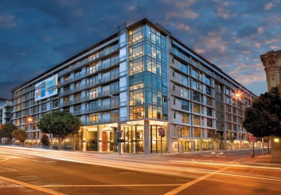 Elegant Exterior View Of Property at Met Lofts, Los Angeles, 90015