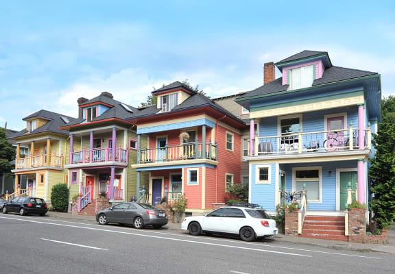 Glisan Street Townhomes