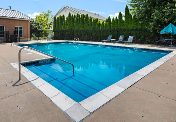 Outdoor pool_Duneland Village Apartments Gary, IN