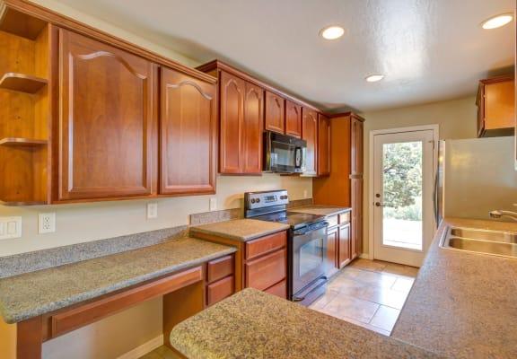 Kitchen at Cedar Ridge in Prescott, AZ