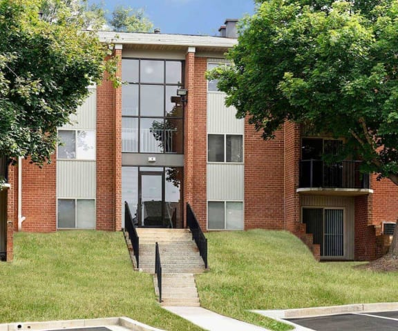 Access Controlled Community at Doncaster Village Apartments, Parkville, MD, 21234