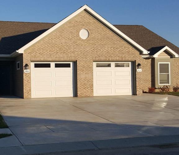 Detached Garages at Regency Preserve, Avon, 46123